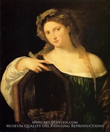Profane Love (Vanity) by Titian