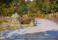 Prospect Park by William Merritt Chase