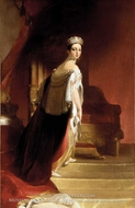 Queen Victoria by Thomas Sully