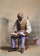 Reading the Scriptures by Thomas Waterman Wood