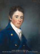 Robert Shurlock painting reproduction, John Russell
