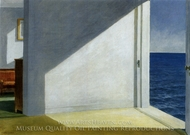 Rooms by the Sea painting reproduction, Edward Hopper