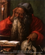 Saint Jerome by Albrecht Durer