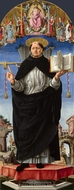 Saint Vincent Ferrer by Francesco Del Cossa