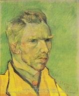 Self-Portrait painting reproduction, Vincent Van Gogh