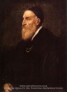 Self Portrait by Titian