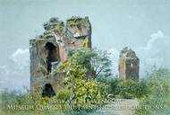 Sette Sale (Villa Brancaccio, Rome) by William Stanley Haseltine