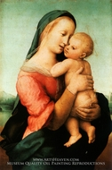 St. Catherine painting reproduction, Raphael Sanzio