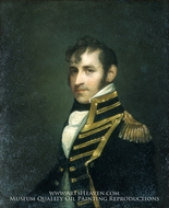 Stephen Decatur by Gilbert Stuart