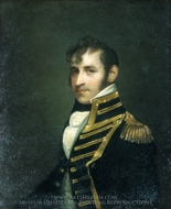 Stephen Decatur painting reproduction, Gilbert Stuart