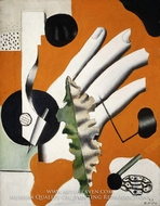 Still Life by Fernand Leger