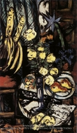 Still Life with Yellow Roses by Max Beckmann