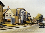 Street Scene, Gloucester by Edward Hopper