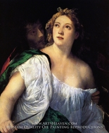 Suicide of Lucretia by Titian