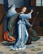 The Annunciation by Gerard David