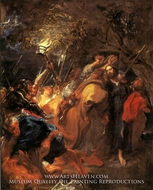 The Betrayal of Christ by Sir Anthony Van Dyck