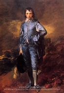 The Blue Boy (Jonathan Buttall) by Thomas Gainsborough