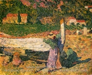 The Boat painting reproduction, Louis Valtat
