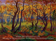 The Clearing (Edge of the Wood) by Paul Ranson
