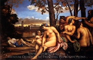 The Death of Adonis painting reproduction, Sebastiano Del Piombo