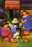 The Designers by Fernando Botero