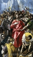 The Disrobing of Christ (El Espolio) by El Greco