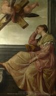 The Dream of Saint Helena painting reproduction, Paolo Veronese
