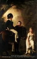 The Drummond Children by Sir Henry Raeburn