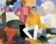 The Fourteenth of July painting reproduction, Roger De La Fresnaye