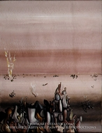 The Hostages by Yves Tanguy