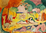 The Joy of Life painting reproduction, Henri Matisse