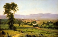 The Lackaanna Valley painting reproduction, George Inness