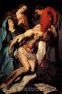 The Lamentation painting reproduction, Sir Anthony Van Dyck