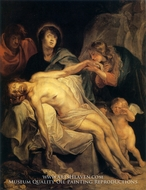 The Lamentation by Sir Anthony Van Dyck