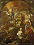 The Martyrdom of Saint Januarius by Luca Giordano