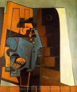 The Miller painting reproduction, Juan Gris