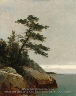 The Old Pine, Darien, Connecticut by John Frederick Kensett