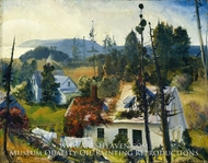 The Red Vine, Matinicus Island, Maine by George Bellows