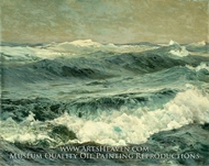 The Roaring Forties by Frederick Judd Waugh