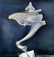 The Spinning Top painting reproduction, Hans Bellmer