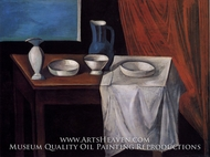 The Table by Andre Derain