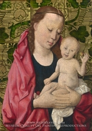 The Virgin and Child by Dieric Bouts