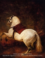 The White Horse by Diego Velazquez