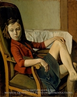 Therese by Balthus