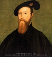 Thomas Seymour, First Baron Seymour of Sudeley painting reproduction, Nicholas Denizot