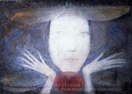 Titania painting reproduction, Margaret Macdonald Mackintosh