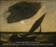 Under a Cloud by Albert Pinkham Ryder