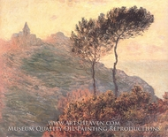 Varengeville Church by Claude Monet