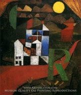 Villa R by Paul Klee