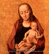 Virgin and Child by Dieric Bouts